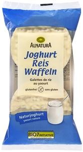 Alnatura Bio Joghurt Reis Waffeln 100 g