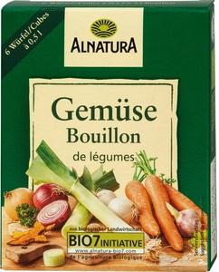 Alnatura Bio Gemüse Bouillon 6x 11 g
