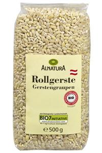 Alnatura Bio Rollgerste 500 g
