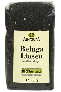 Alnatura Bio Beluga Linsen 500 g