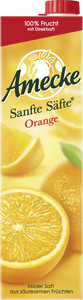 Amecke Sanfte Säfte Orange 1 ltr