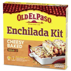 Old El Paso Enchilada Kit Cheesy Baked 657 g