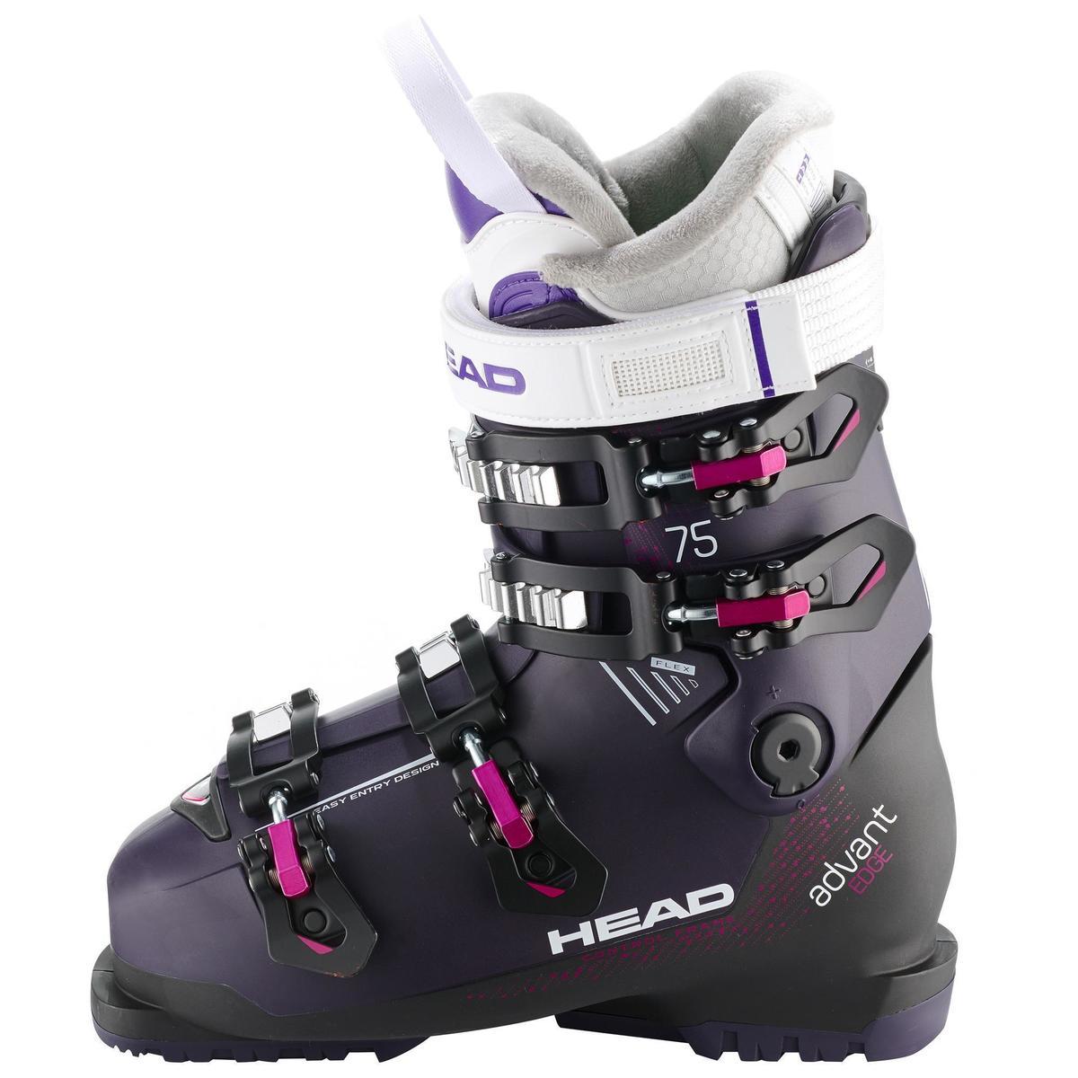 Bild 2 von Skischuhe Advant Edge 75 Damen violett