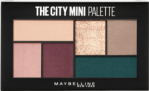 Maybelline New York Lidschatten City Mini Palette 540 Diamond District