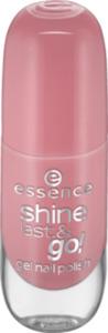 essence cosmetics Nagellack shine last & go! gel nail polish nude 08