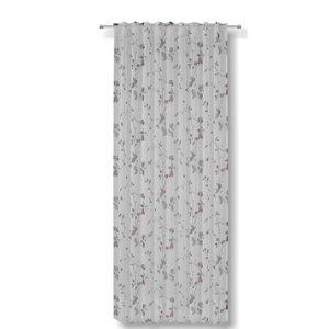 Fertiggardine   Blätterranke 140 x 245 cm