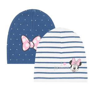 Baby Mütze 2er Pack Minnie Mouse
