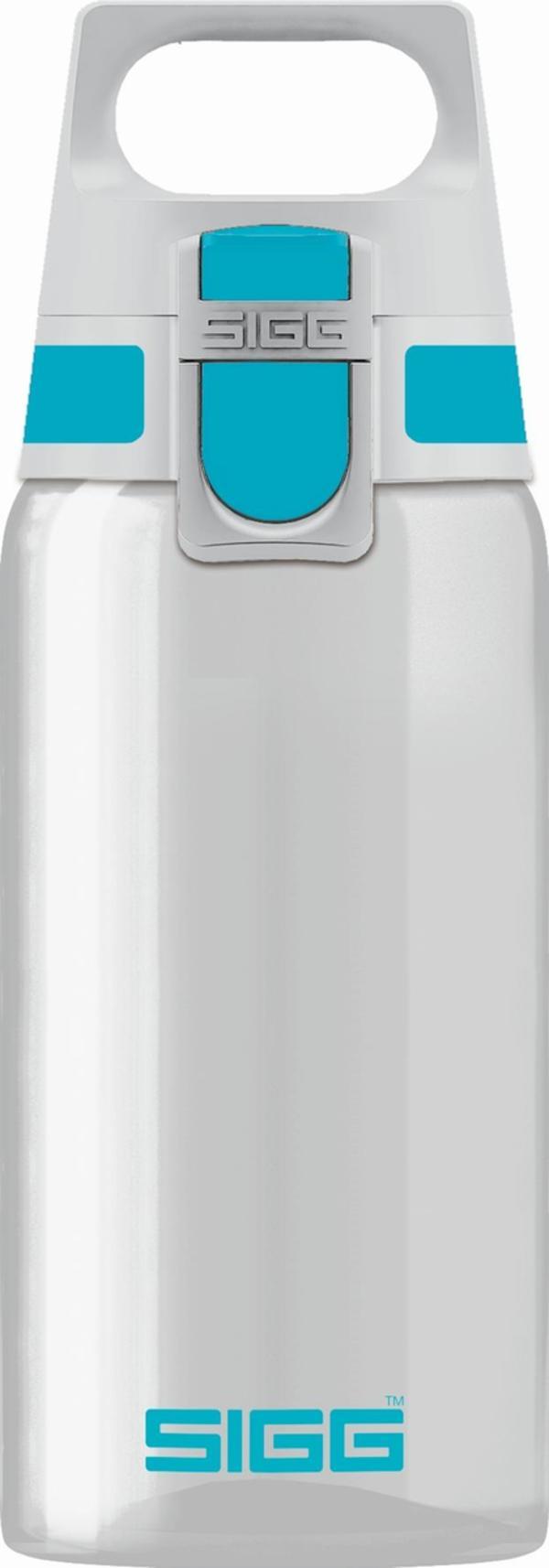 SIGG Trinkflasche Clear One Aqua 0.5l