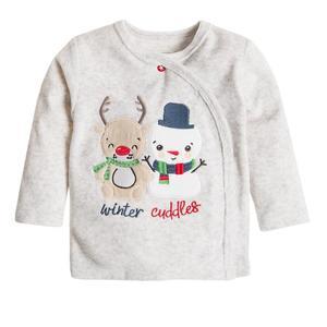 Baby Wickelshirt