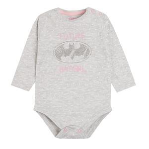 Baby Langarmbody Batman