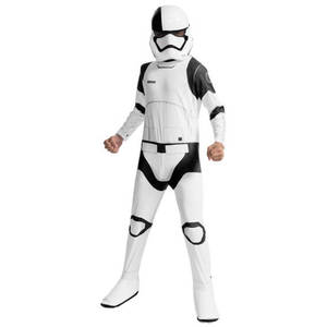 Rubie´s             Execution Trooper Deluxe Kostüm, Star Wars VIII, Kinder