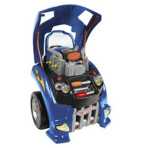 HOT WHEELS             Spielzeug Motorblock zum Reparieren