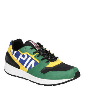 "POLO RALPH LAUREN             Sneaker ""Train100"", Wildleder, Schnürung"