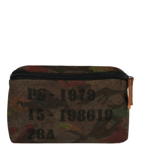 "Global Agency             Gürteltasche ""Pro Rocky"", Canvas, Camouflage"