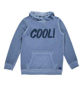 manguun teens             Sweatshirt, Kapuze, 3D-Print, Oil-Wash, Kängurutasche, für Jungen