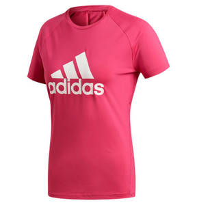 "adidas             T-Shirt ""Design 2 Move Logo"", für Damen"
