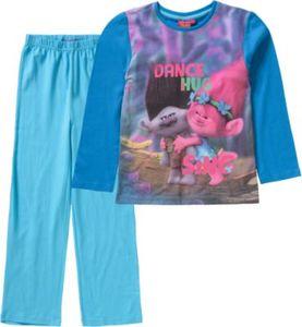 Trolls Schlafanzug Gr. 116 Mädchen Kinder