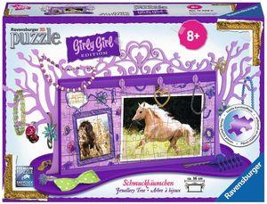 Ravensburger 3D Puzzle Schmuckbäumchen Pferde