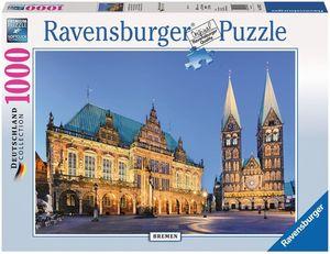 Ravensburger Bremen: Blick aufs Rathaus, 1000 Teile