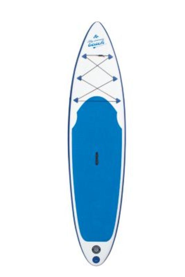 EASYmaxx Stand-Up Paddle-Board 320cm weiß/blau