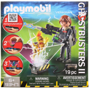 Playmobil Ghostbuster Peter Venkman - 9347