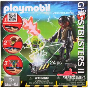 Playmobil Ghostbuster Winston Zeddemore - 9349