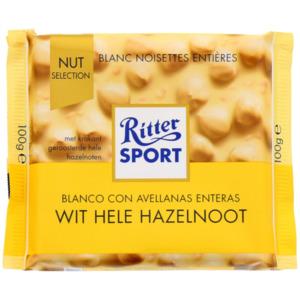 Ritter Sport weiß-Haselnuss