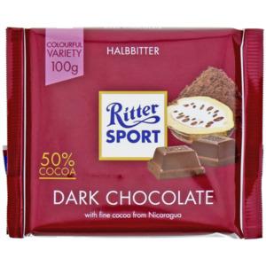 Ritter Sport Dunkle Schokolade