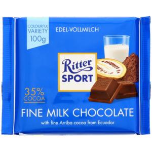 Ritter Sport Milchschokolade