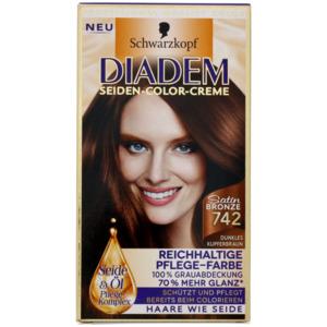 Schwarzkopf Diadem Haarfarbe