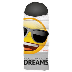 Emoji Schlafsack