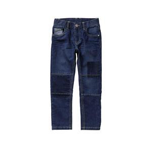 Kids Jungen-Jeans mit modernen Einsätzen