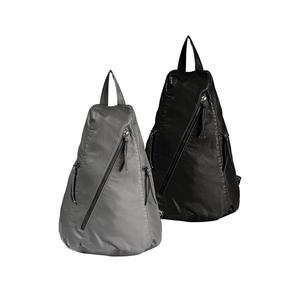 Damen-Handtasche in gewaschener Leder-Optik