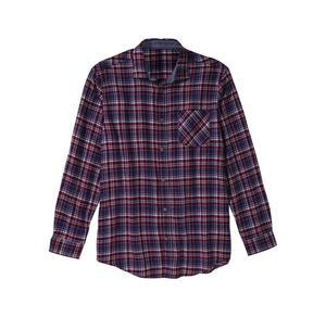 Reward classic Herren-Flanellhemd mit tollen Trendfarben