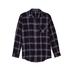 Reward classic Herren-Flanellhemd aus reiner Baumwolle