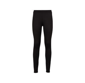 Girls Damen-Leggings mit einfarbigen Design