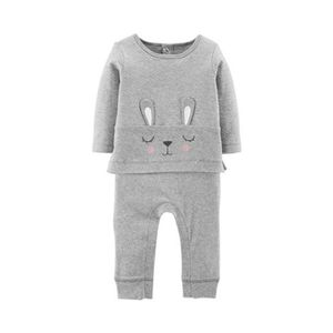 CARTER´S   Overall 2in1 Hase