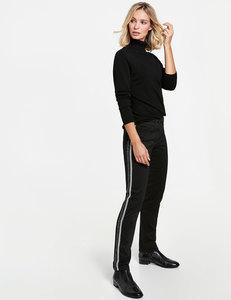 5-Pocket Jeans mit Zierstreifen Best4me