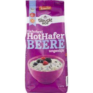 Bauck Hof Frühstücksbrei