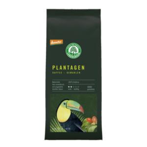 Lebensbaum Plantagenkaffee oder Espresso