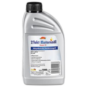 Carfit Professional Teilsynthetisches 2-Takt-Motorenöl