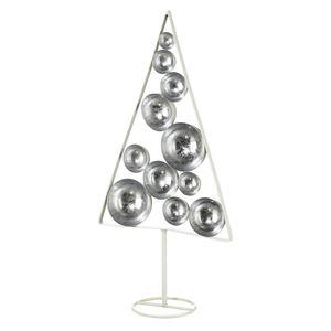 Tarrington House Metall-Weihnachtsbaum 62 cm