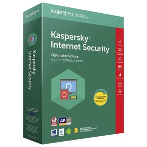 Kaspersky Internet Security Upgrade 3 User