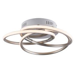 home24 LED-Deckenleuchte Barna I