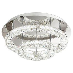 home24 LED-Deckenleuchte Toneria II
