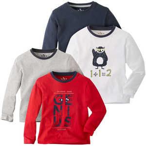 KUNIBOO®  Jungen-Langarm-Shirts