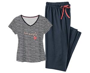 Skin to Skin Damen-Schlafanzug