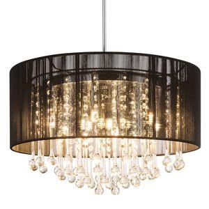 home24 LED-Pendelleuchte Bagana I