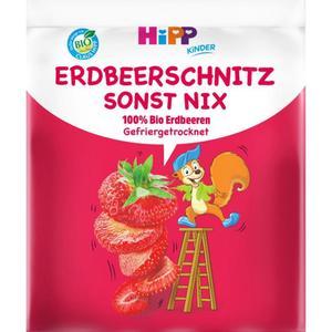 HiPP Bio Erdbeerschnitz Sonst Nix