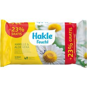 Hakle Feucht Feuchtes Toilettenpapier Kamille & Aloe Vera